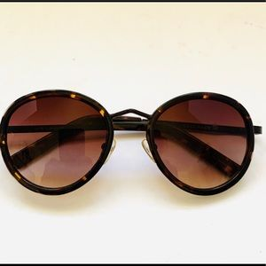 Cole Haan Sunglasses Women's Brown GUC